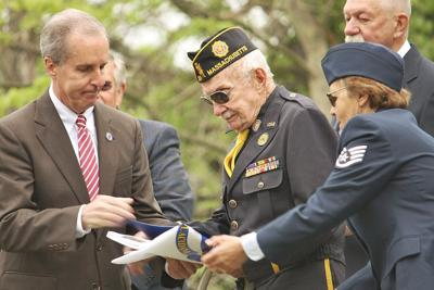 South Berkshire towns answer call for Memorial Day wave parades