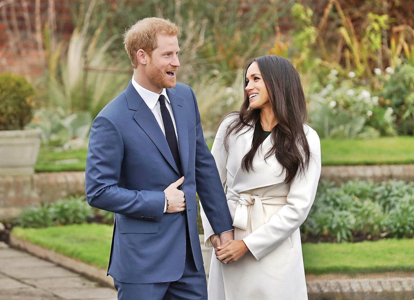 Host your own royal wedding party ...
