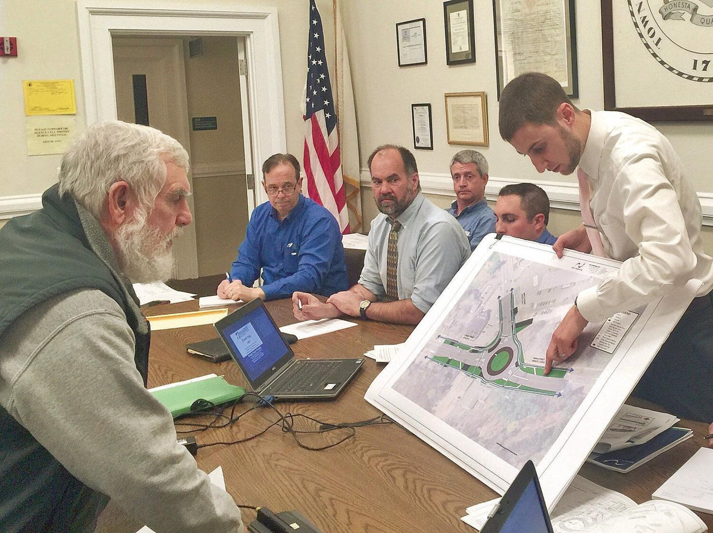 Opposition fierce to Great Barrington roundabout project