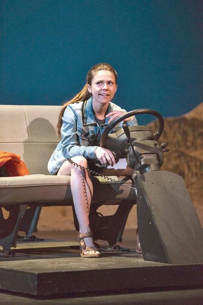 JFK shepherds a young woman on a personal journey in new play, 'Breakwater'