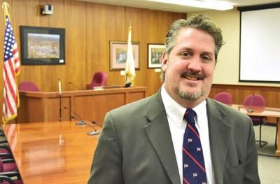 Keith Bona readies for 2nd year as North Adams City Council president