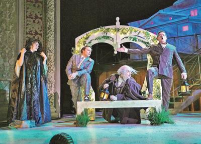 Berkshire Opera Festival's 'Don Pasquale' has some lessons for amorous geezers
