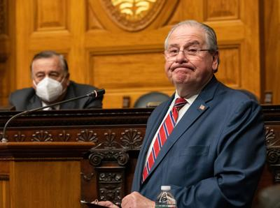 'A friend to the Berkshires,' House Speaker Robert DeLeo departs (copy)