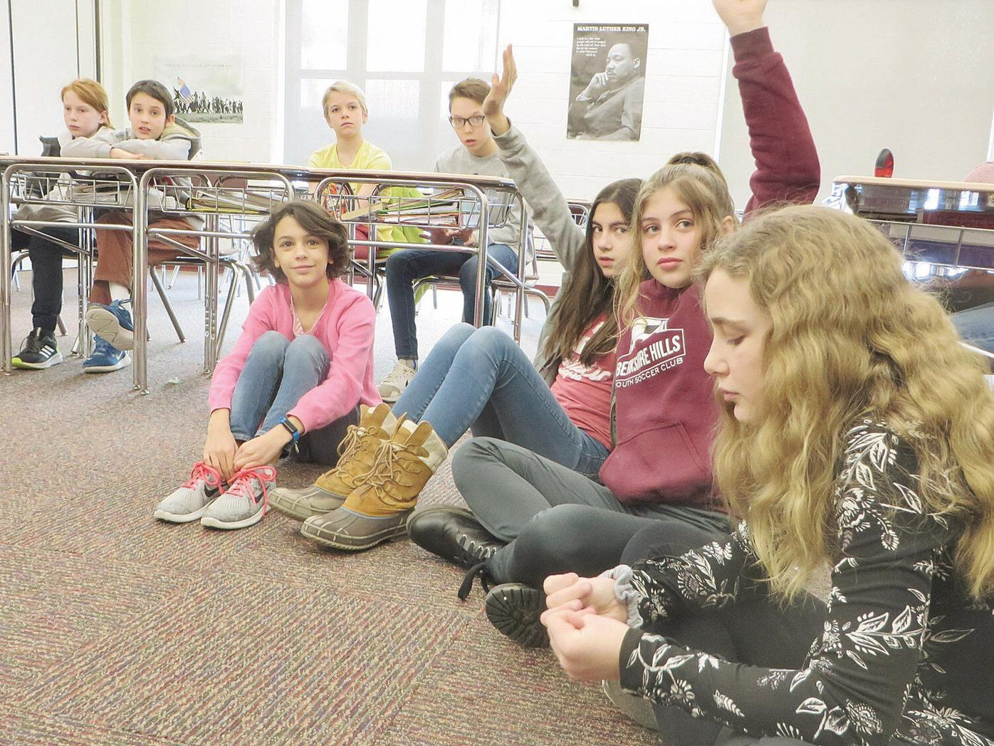 Classroom of the Week: Monument Valley sixth-graders use their minds to solve local matters