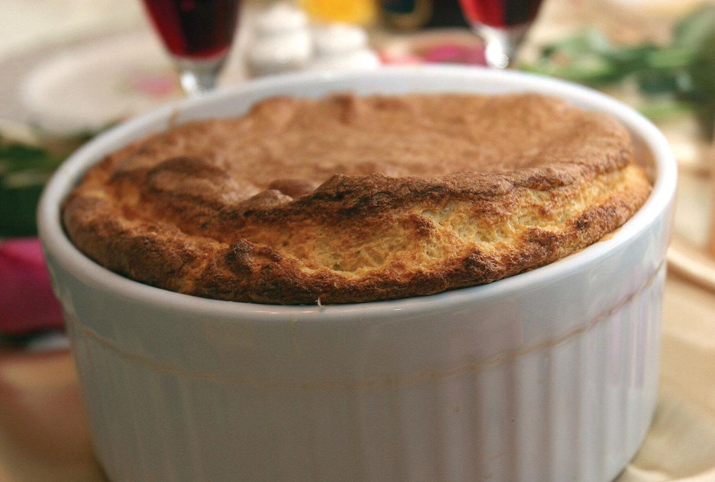 Mother's Day brunch menu: A cheese souffle perfect for Mom