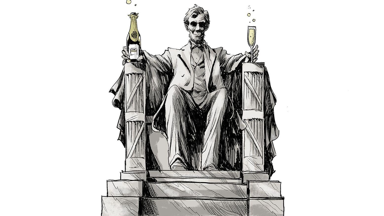 Bret Stephens: Lincoln knew in 1838 what 2021 would bring