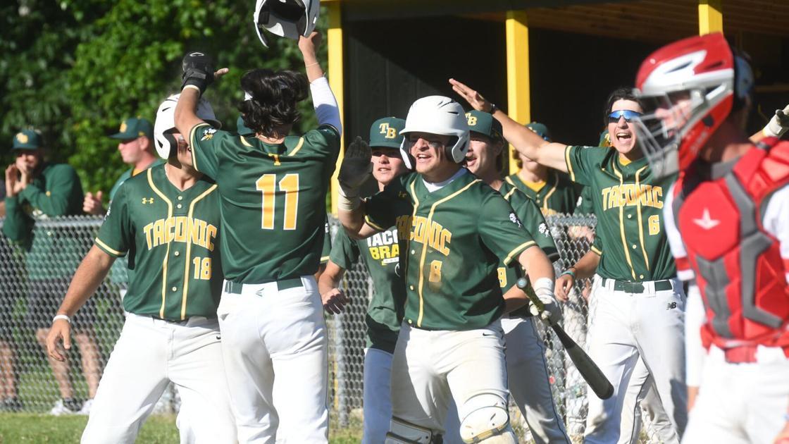 Western Mass. D-III Baseball: Taconic erases early deficit, goes on to eliminate Mount Greylock