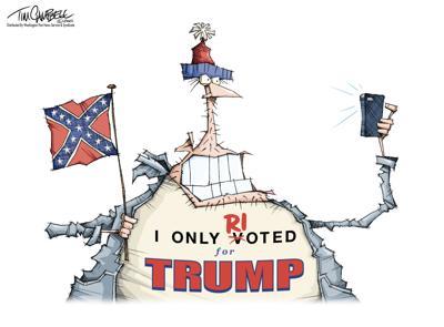 Tim Campbell Editorial Cartoons