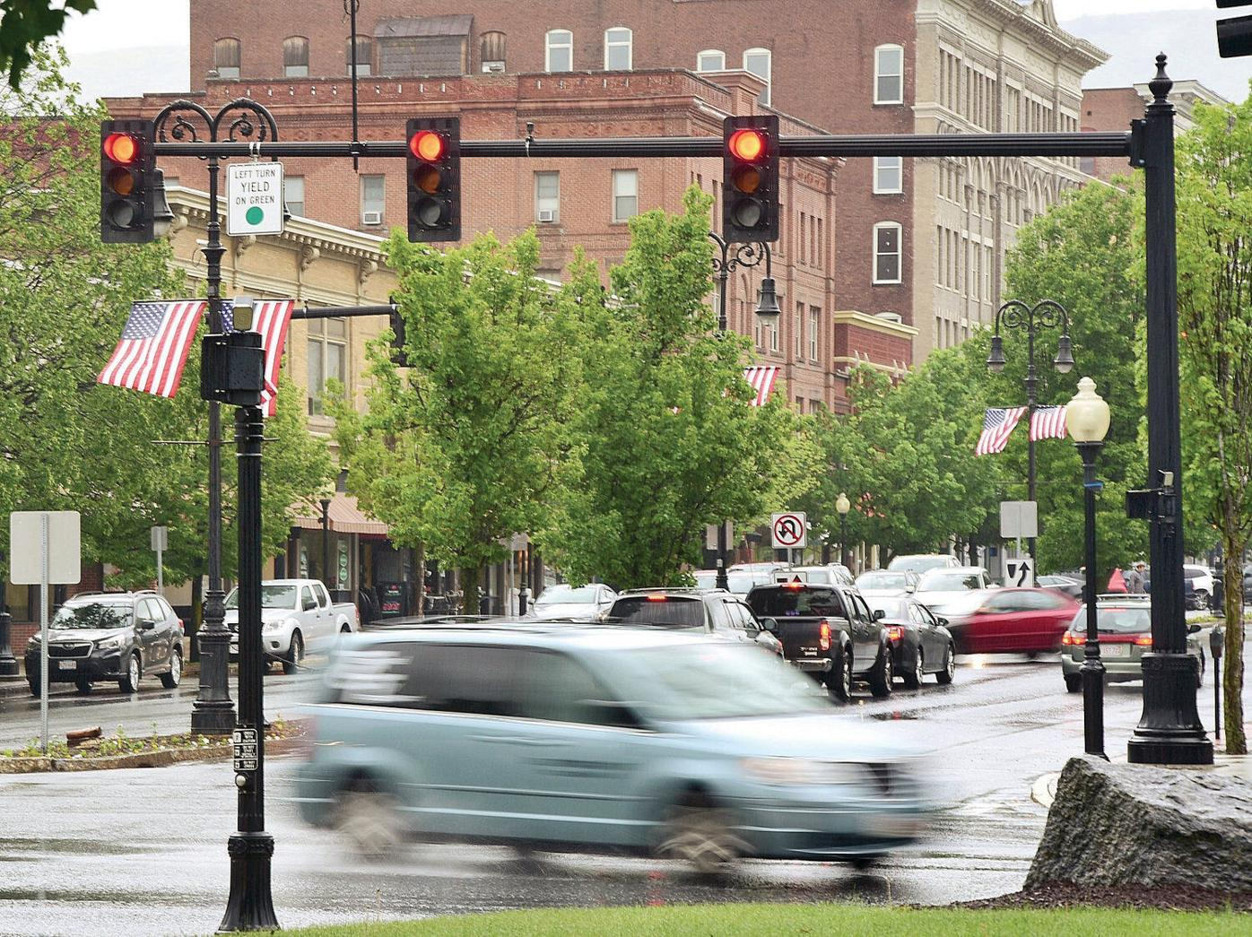 North Adams officials advance plan to reduce downtown speed limit