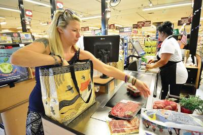 Environmental groups hail Baker's lift on reusable bags, and plastic bag ban suspension