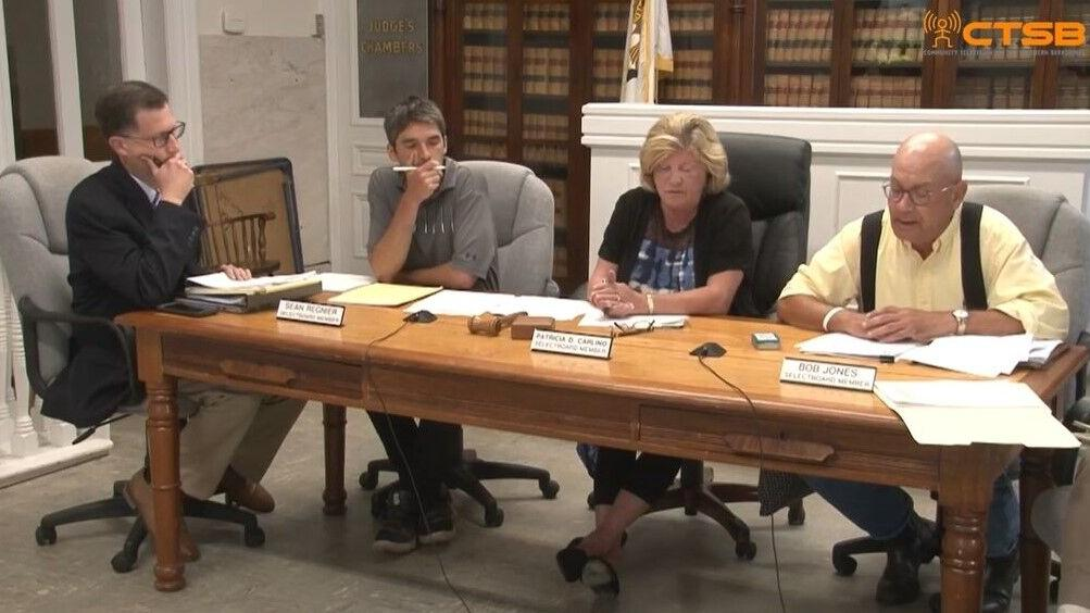 Lee Select Board rejects opposing PCB landfill