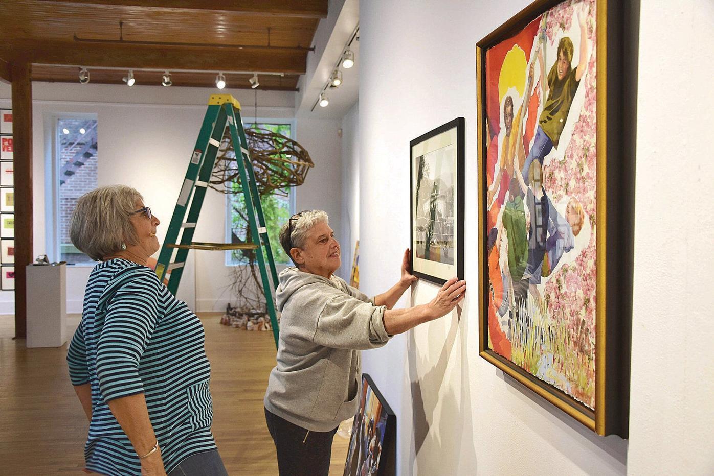 Community knows no bounds in Berkshire Art Association biennial