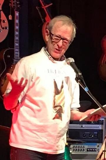 Poet Howard Faerstein