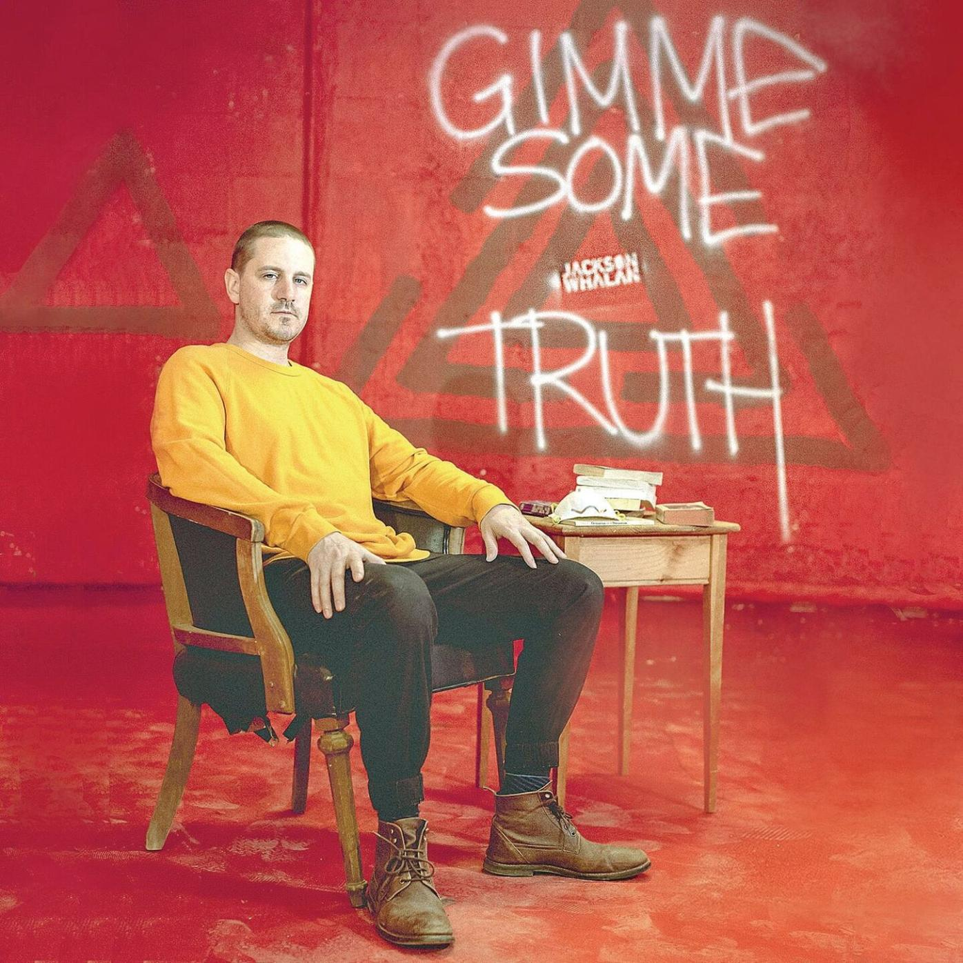 "Local rapper, producer Jackson Whalan gives Lennon anthem ""Gimme Some Truth' new life"