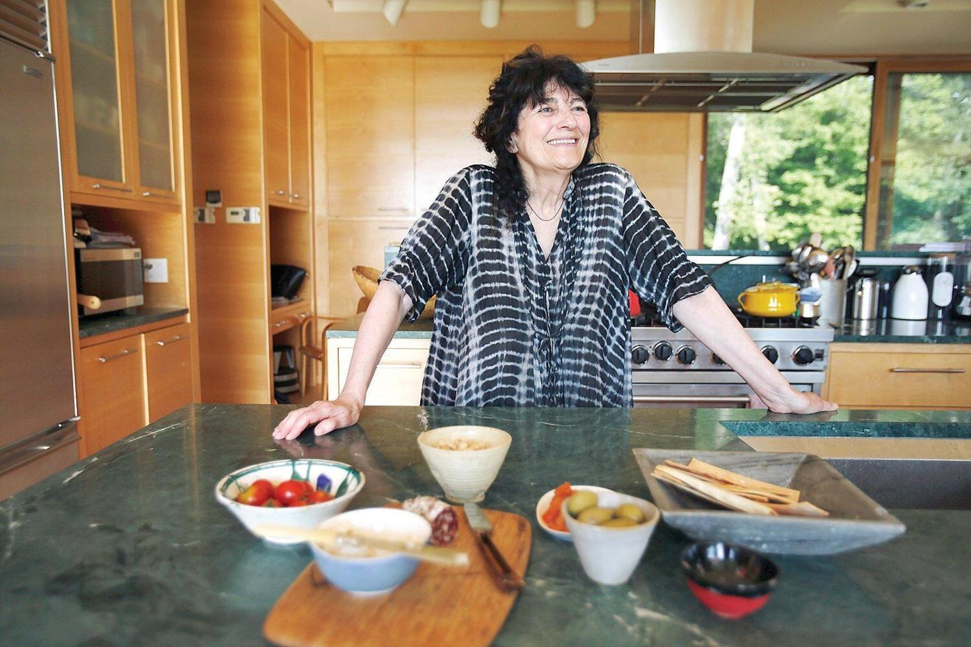 An afternoon in the kitchen with Ruth Reichl