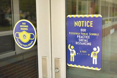 'Largely smooth sailing' for first day of remote school year at Pittsfield Public Schools (copy)
