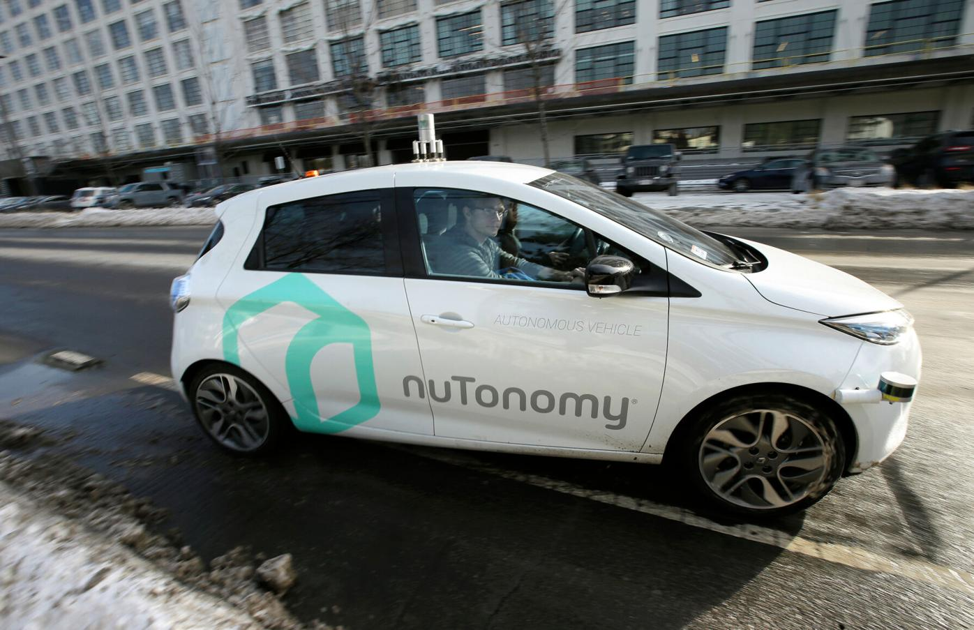 Future of self-driving technology the topic of latest conversation series