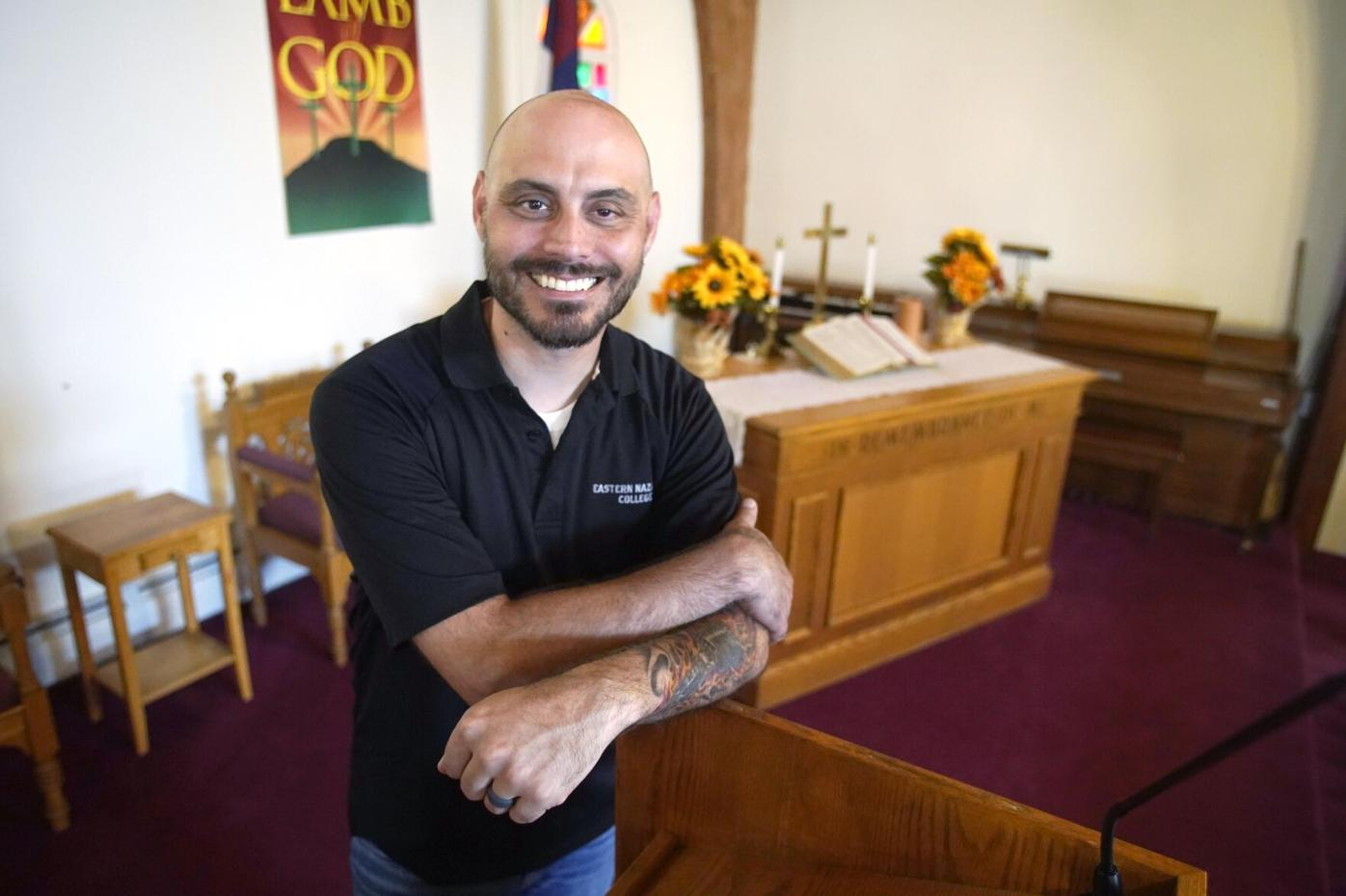 the Rev. Adam Ziegler