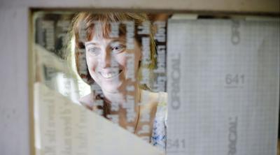 The Mount's writer-in-residence wants you to stumble upon her writing