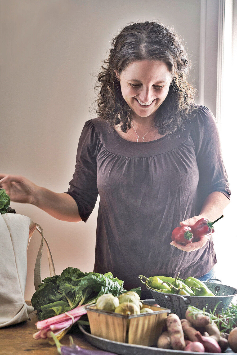 New cookbook: Alana Chernila wants you to eat your vegetables