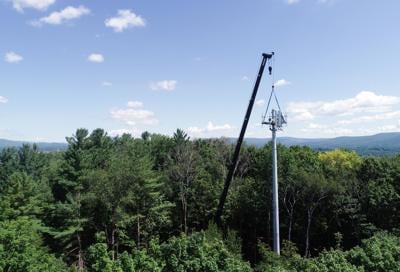 Pittsfield cell tower