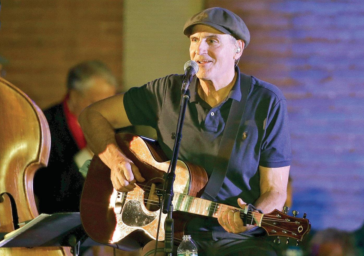Audio memoir to tell tale of James Taylor's rise to fame