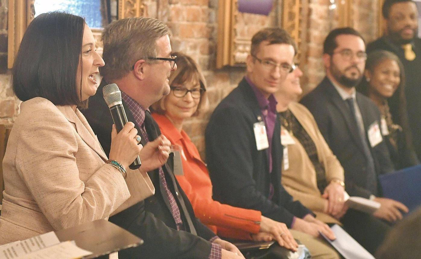 Forum offers window into Pittsfield city government