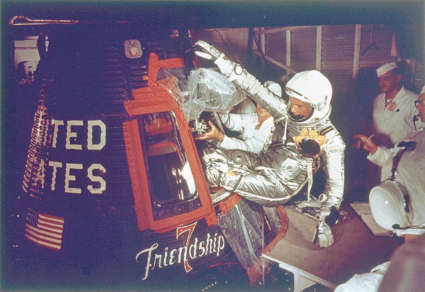 Guiding tech from Berkshires aided John Glenn's pioneering 1962 orbit