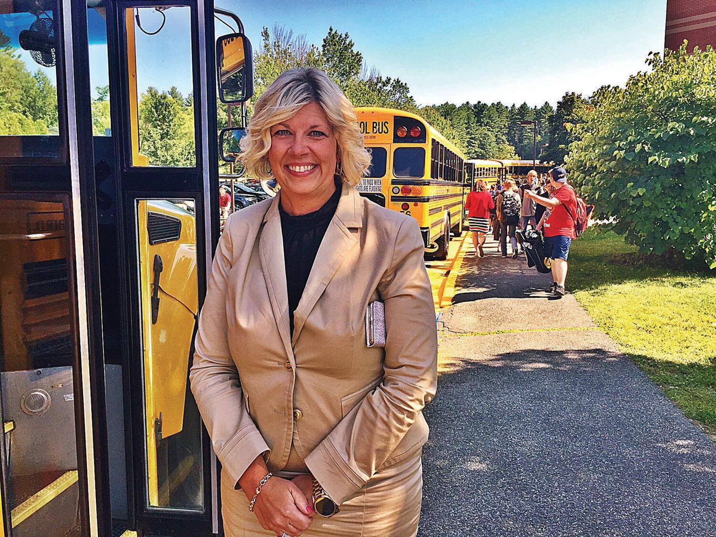 New Southern Berkshire Regional superintendent scores high marks while facing district challenges