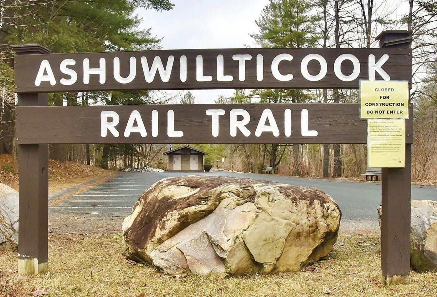 Resurfacing work will close Ashuwillticook Rail Trail in phases