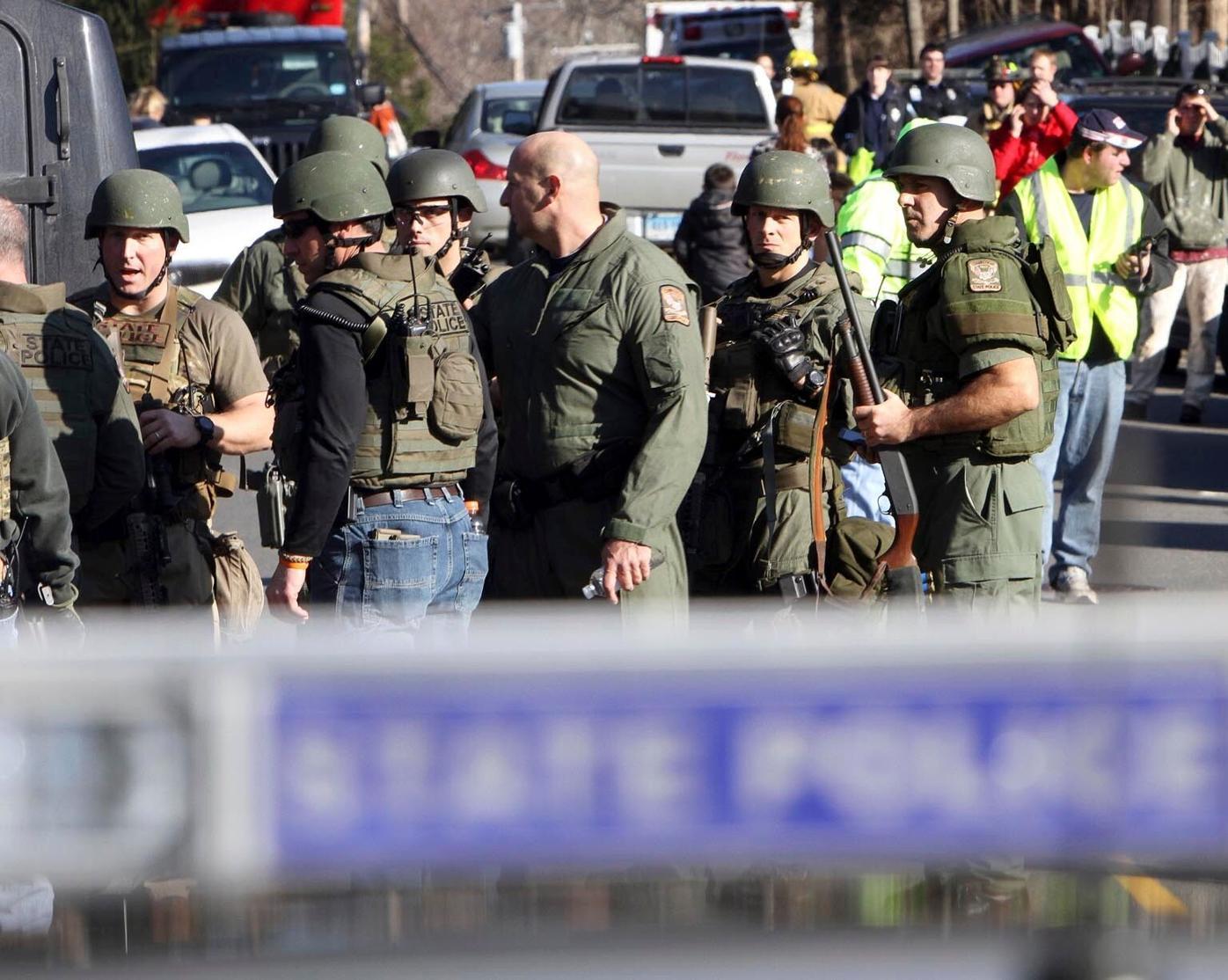 20 children killed at Connecticut elementary school; shooter kills self