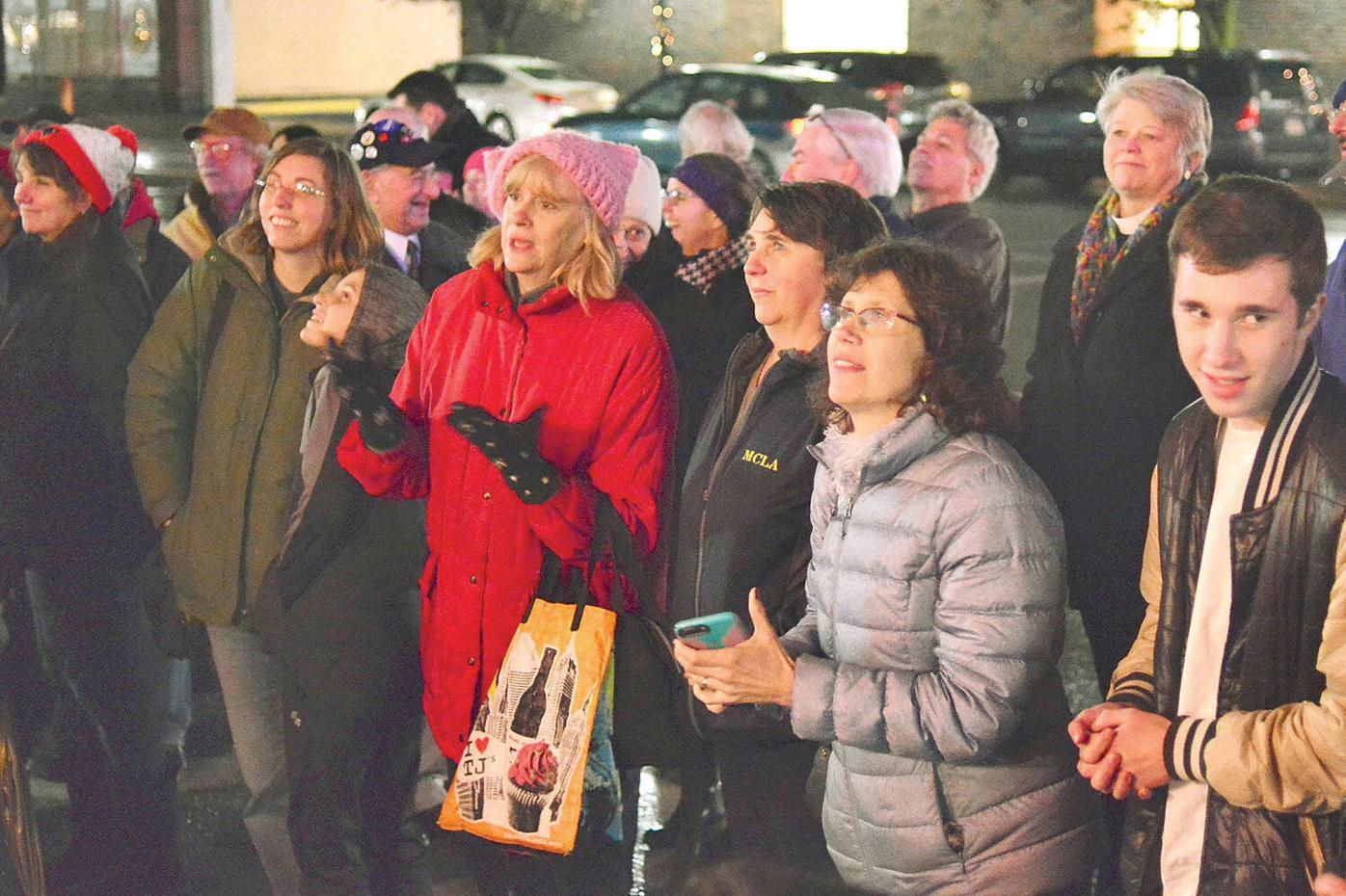 A first for festival of lights in North Adams: A public menorah for Hanukkah