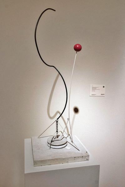Calder sculpture auctioned for $1M to fund Berkshire Museum's 'New Vision' project