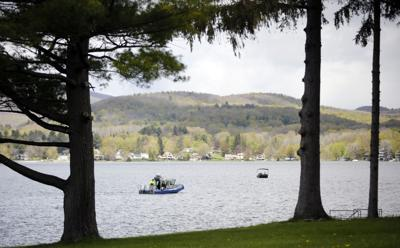 Pontoosuc Lake Search