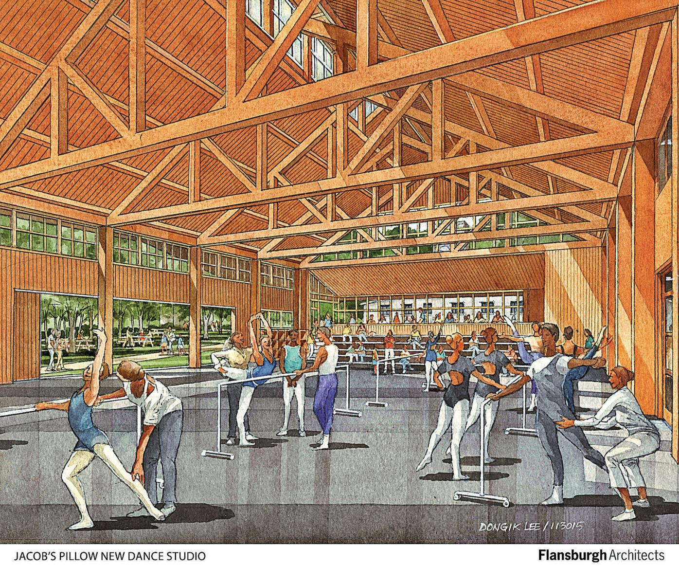 Jacob's Pillow launches five-year expansion: Vision '22