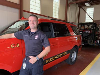 Justin Bona Great Barrington Fire Department