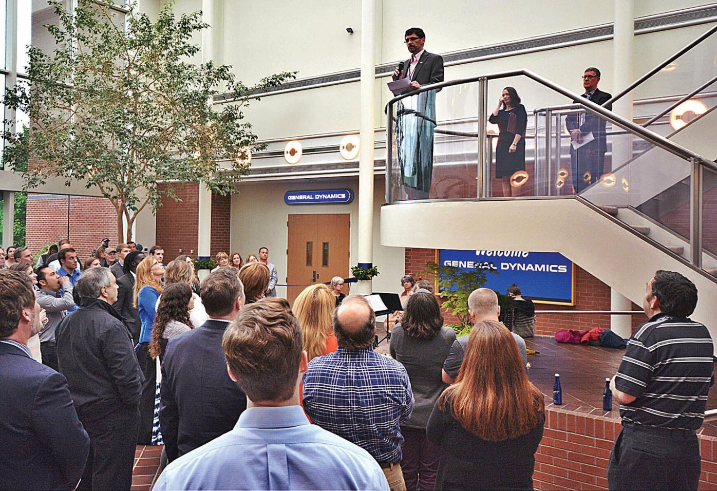 General Dynamics celebrates expanded footprint in Pittsfield