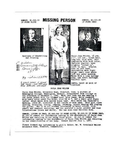 Vanishing point: Mysteries converge in the 'Bennington Triangle'