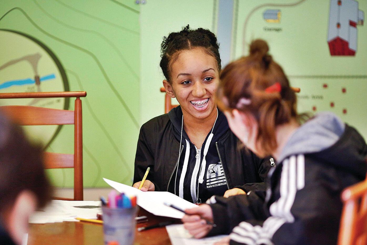 At conferences, students guided to face challenges, effect change