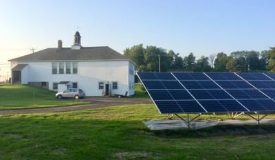 New solar array hits legal 'wormhole' in Windsor