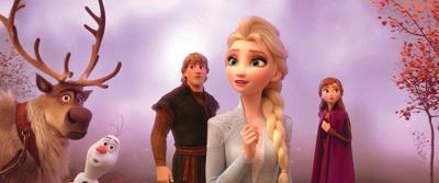 'Frozen 2' doesn't quite warm up to 'Frozen'