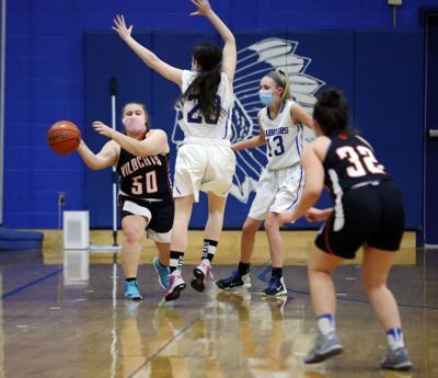 Wahconah vs Lee Girls Basketball