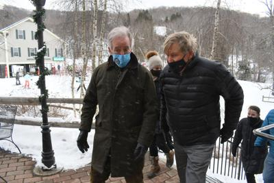 Congressman Richard E. Neal tours Jiminy Peak Mountain Resort to tout Renewable Energy Investments (copy)