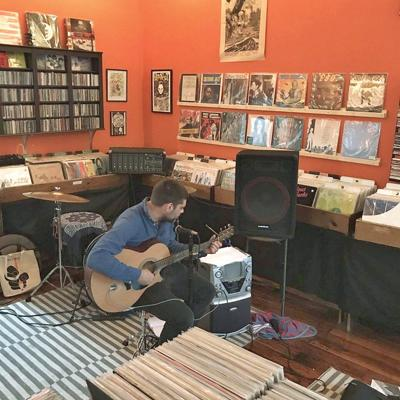 Belltower Records: Where music is sold and played