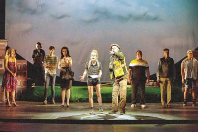 Theater Review: 'Fall Springs' finds its footing after sinking for awhile