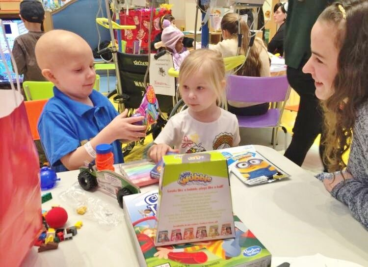 Pittsfield teen lends her strength to 'Strong Little Souls' fighting cancer