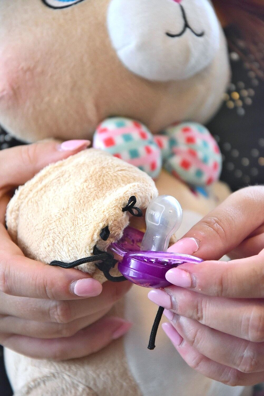 Entrepreneur turns to Kickstarter to develop Binka Bear product