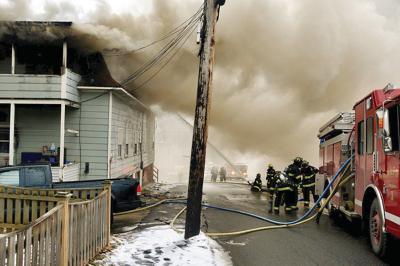 North Adams fire deemed accidental