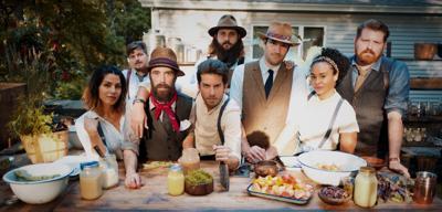 Netflix travel show features Berkshires farm-to-table food scene, unique vacation rental