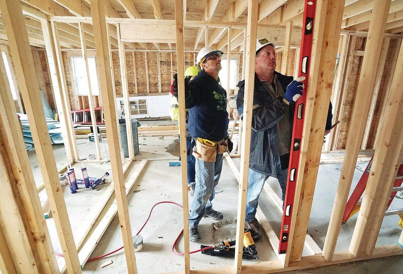 Berkshire Gas, Wayfair lend a hand on Habitat project in Pittsfield
